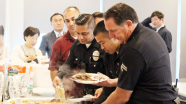 Los Angeles Police Korean Pastors