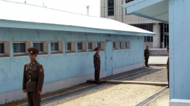 Panmunjeom North Korea