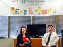 KCCD homeownership fair press conference