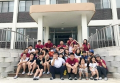First Southern Baptist Church of Walnut Korea mission