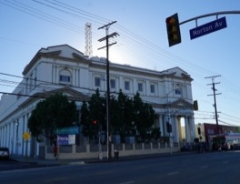 Living Faith Church sits on Pico Boulevard
