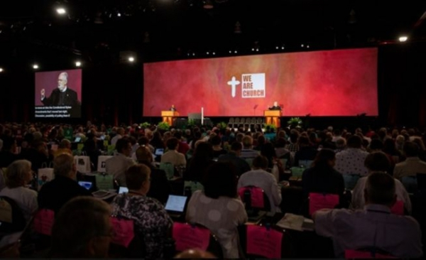 The 15th Churchwide Assembly of the American Evangelical Lutheran Church