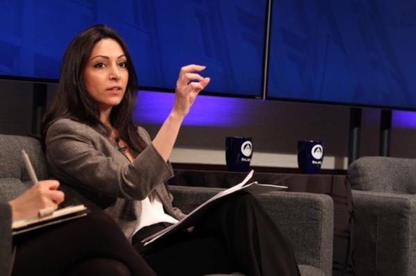 The persecuted Iranian Christian woman, Dabrina Bet Tamraz