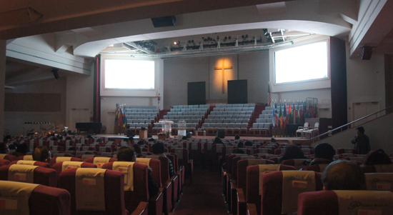 The U.S. Korean Churches pray for the freedom of Republic of Korea on the occasion of March 1st Independence Day