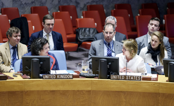 Security Council Considers Situatio