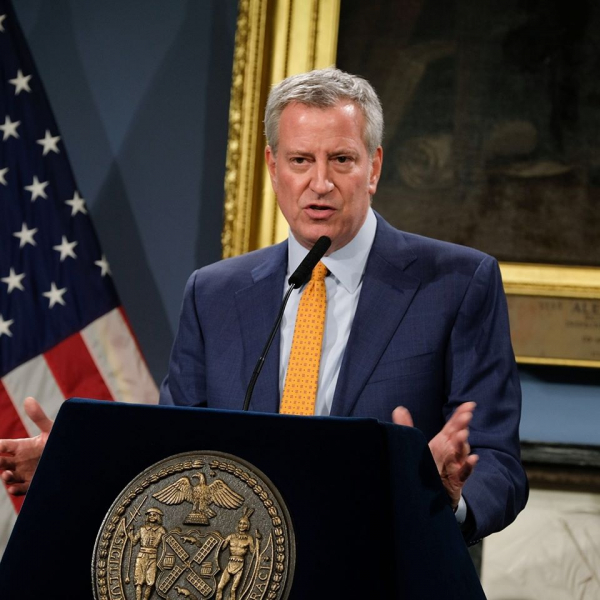 National Christian Leaders Concern About NYC Mayor's