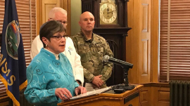 Governor Laura Kelly