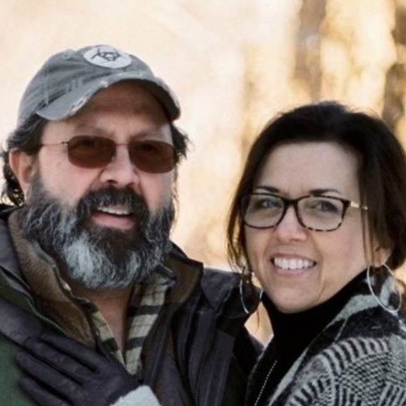 Dan Burke and Stephanie Burke