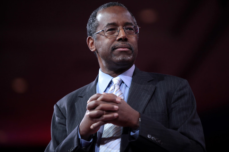 Ben Carson Reveals He Was 'Desperately Ill' With Coronavirus