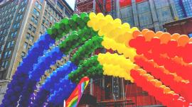 LGBT Festival in NYC