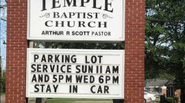 Christians at Mississippi Church Was Fined $500 for Drive-In Service, Pastor Files Claimant on the City of Greenville