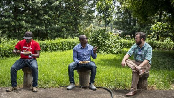 IMB missionary Daniel Lowry works alongside national partners to train a future generation of African Baptist pastors at Kenya Baptist Theological College in Limuru near Nairobi.