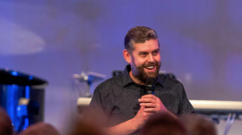 Pastor senses that his views are not all church people.