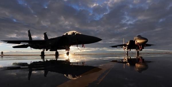 US Air Force F-15Es
