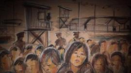 North Korea prison camp