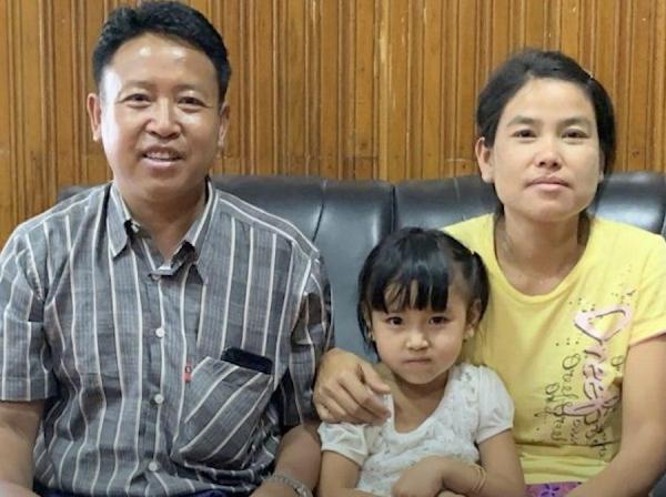 Pastor Tun N. Family