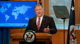 China Threatens With Retaliation After Pompeo Congratulated Taiwan President