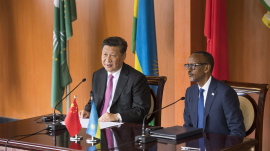 Chinese Government Buildings in Africa Used as a Way to Spy