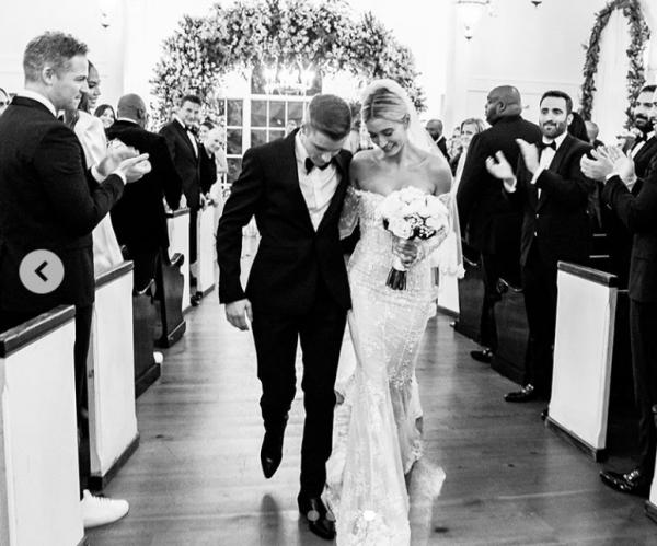 Justin Bieber & Hailey Baldwin's Wedding