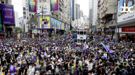 May 24 Protest in Hong Kong