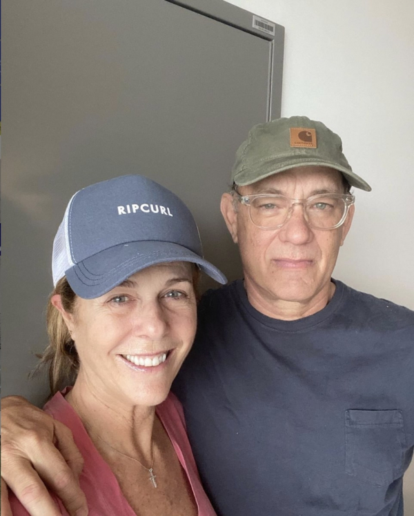 Tom Hanks Once Again Donate Blood Plasma to Combat COVID-19