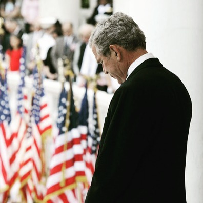 43rd President of the United States George W. Bush