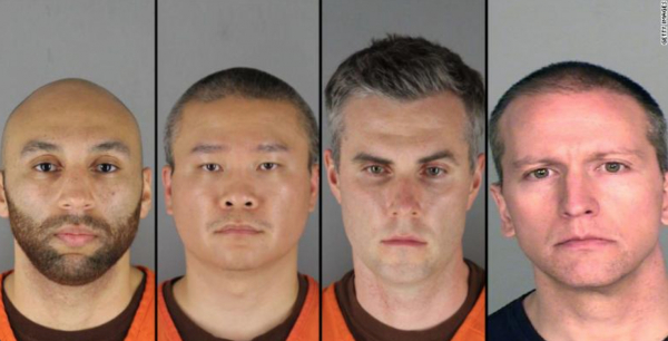 Four former officers are now facing serious charges.