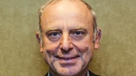Former WHO director Professor Karol Sikora
