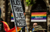 LGBTQ Group Supports U.S. Black Activists