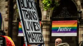 LGBTQ Group Supports U.S. Black Activists