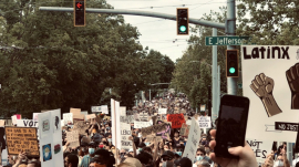 Juneteenth march for justice
