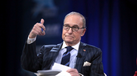 Larry Kudlow, the Director of the National Economic Council