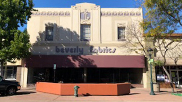 New Harvest Christian Fellowship purchased the Beverly Fabrics building in downtown Salinas