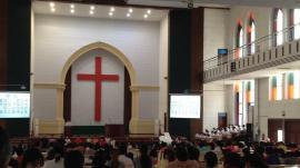 Three-Self Church in China