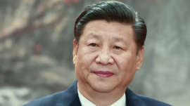 Chinese communist leader.