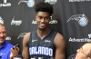 Orlando Magic's center, Jonathan Isaac was the only player in the NBA bubble seen standing and not wearing a BLM shirt when everyone else was kneeling with a BLM shirt during the national anthem to sh