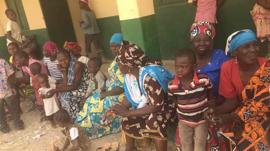 Nigerian persecution