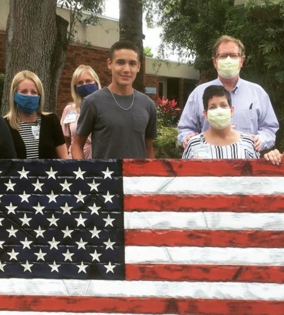 Florida teen raises GoFundMe