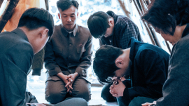 North Koreans struggle to worship God peacefully