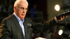 John MacArthur exclaims, 'California chose the wrong church.'