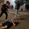 Protestors in Portland Beat Man Unconscious