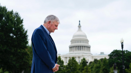 "Franklin Graham calls upon Christians. ""There is an absence of God."""