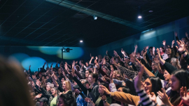 Awaken Church Service
