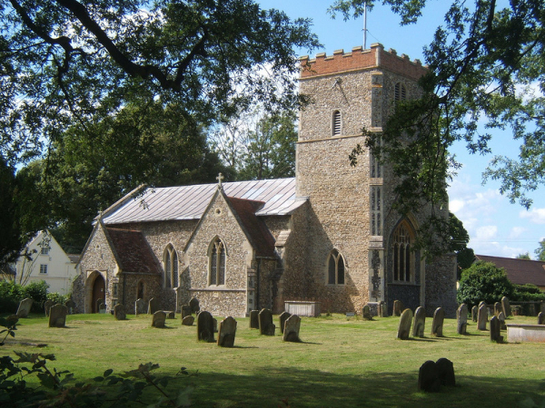 St. Mary's Church in Dallinghoo dating back to the 14th century is receiving grant funding from the National Churches Trust.