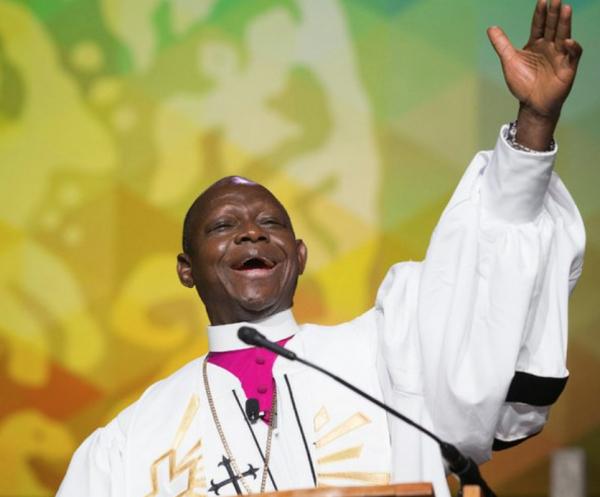 Bishop Yambasu's sudden death strikes believers