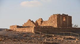 Underground Biblical-Era Fortress Discovered in Israel