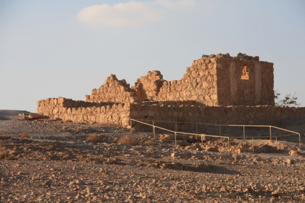 Underground Biblical-Era Fortress Discovered in Israel