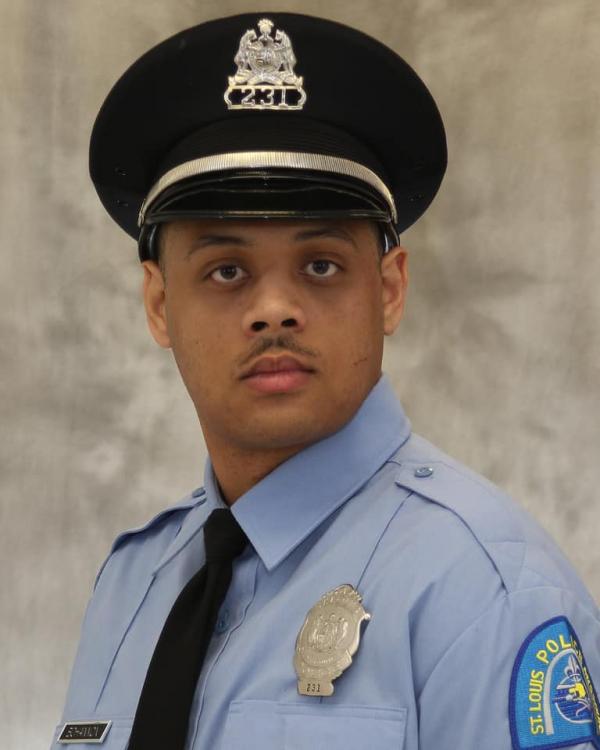 Officer Tamarris L. Bohannon