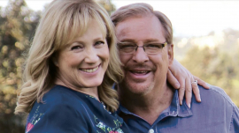 Kay Warren and Rick Warren shares their devotional about God testing one's faith through trials and tribulations