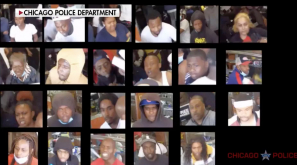 24 suspects of burglary in May